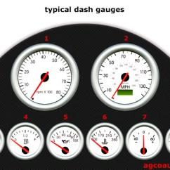 Stewart Warner Fuel Gauge Wiring Diagram Accessory Relay Gauges Diagrams | Get Free Image About