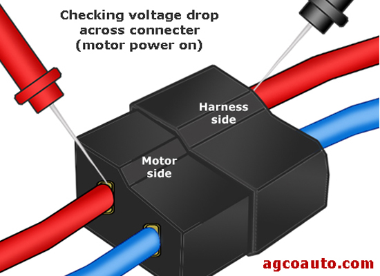 Voltage Drop Circuit