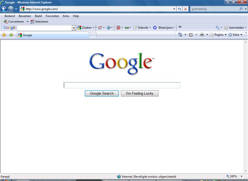 Homepage focus Google  AGConsult