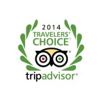 2014 Trip Advisor's Travellers' Choice Award