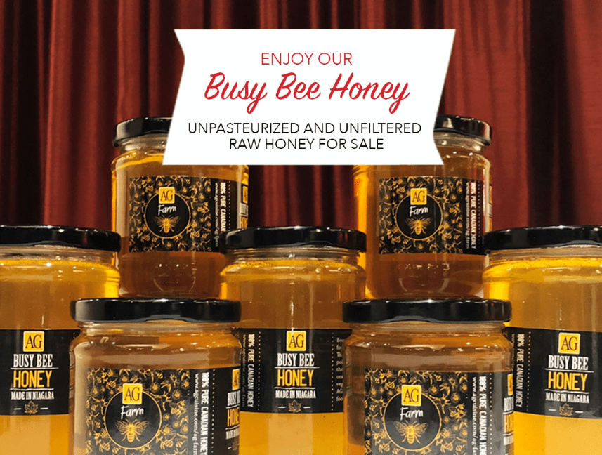 AG Busy Bee Honey For Sale