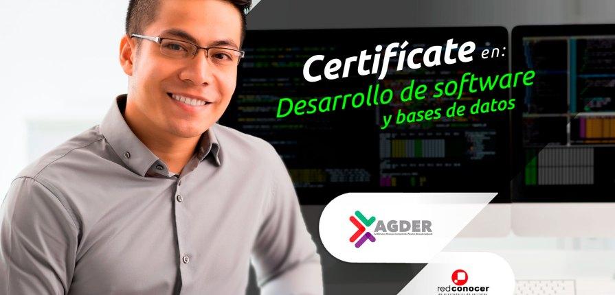 AGDER Estándar de competencia - Software