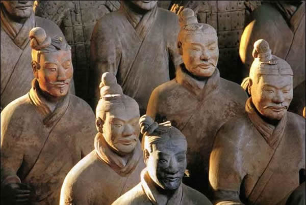 Terracotta Warriors pictures
