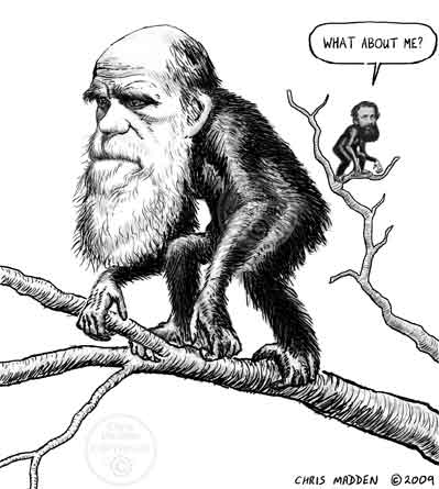Theory of Evolution development history of evolutionary