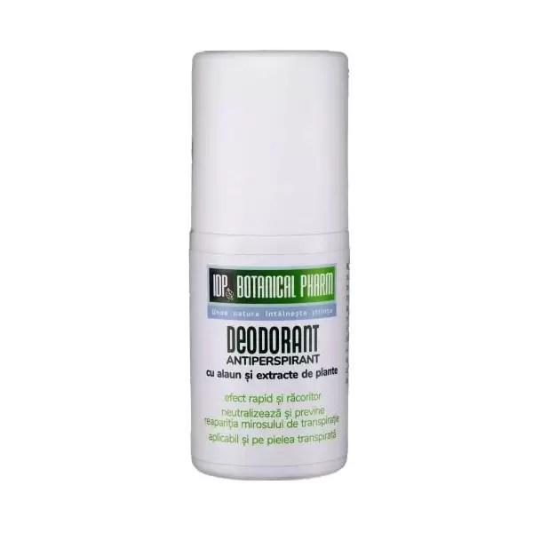 Deodorant IDP antiperspirant roll-on - fără săruri de aluminiu