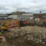 Central Avenue Hersham Demolition