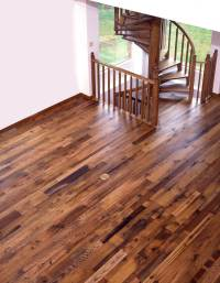 Reclaimed Wood Flooring Gallery - Aged Woods, Inc.