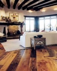 Reclaimed Oak Flooring Distressed - Aged Woods, Inc.