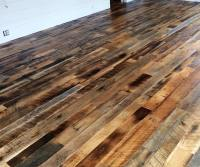 Reclaimed Wood Flooring / Remilled Barn Wood - Aged Woods ...