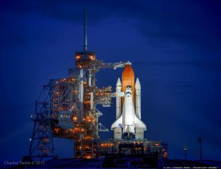 The last mission to launch from LC-39A was STS-135 flown by Space Shuttle Atlantis on July 8, 2011. Photo Credit: Charles Twine / SpaceFlight Insider