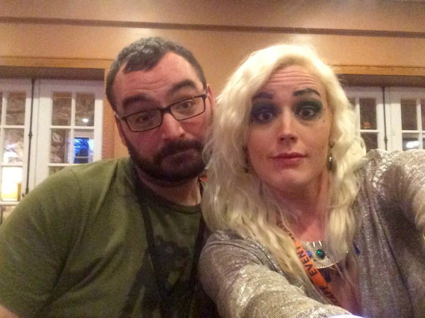 Ice and Fire Con attendees