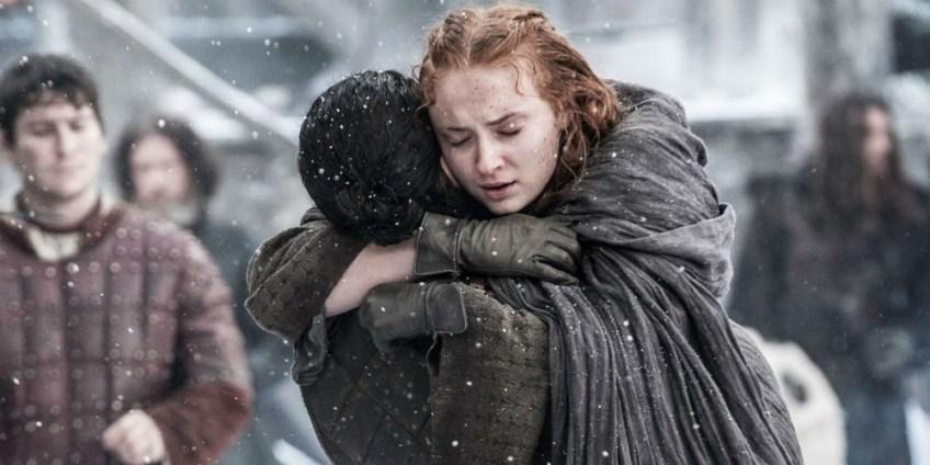 game of thrones season 6 sansa stark jon snow