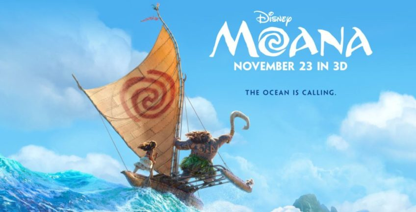 this week on the geekiary disney's moana