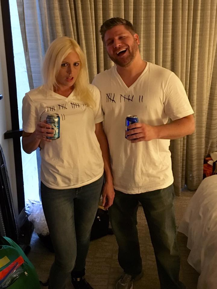 Dragon Con 2016 It's Always Sunny in Philadelphia Cosplay The Gang Beats Boggs