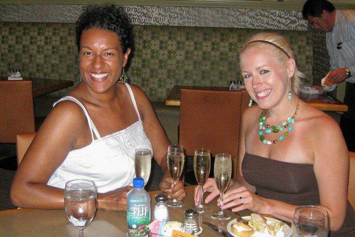 Las Vegas June 2010 Planet Hollywood Champagne Brunch