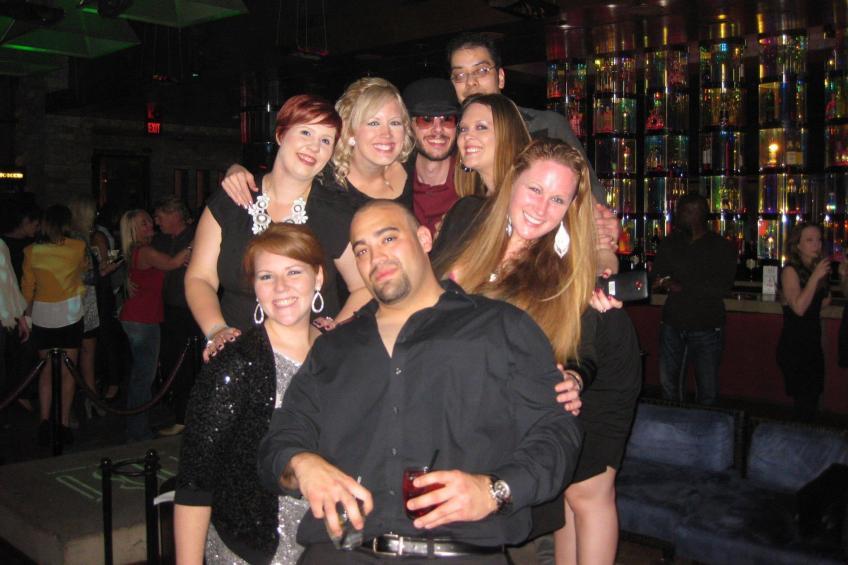 Las Vegas December 2012 30th Birthday