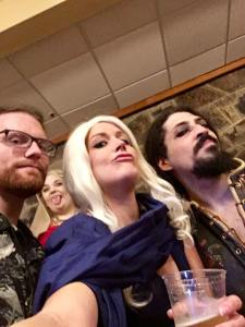 ice and fire con family 2017