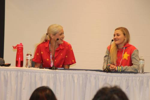 geek saga podcast episode 7 aj michalka beach city con