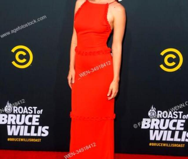 Comedy Central Roast Of Bruce Willis Featuring Scout Willis Where Los Angeles California United States When  Credit Fayesvision Wenn