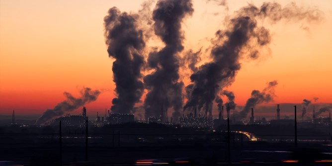 Pollution. Do we need uranium to fight it?