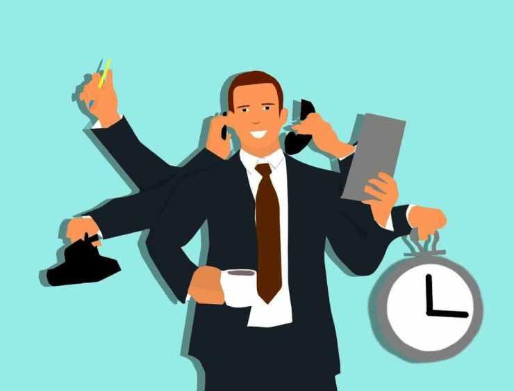 Multitasking, multi-source of money?
