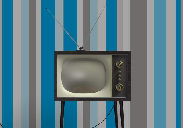Old Television Set (Pixabay.com)