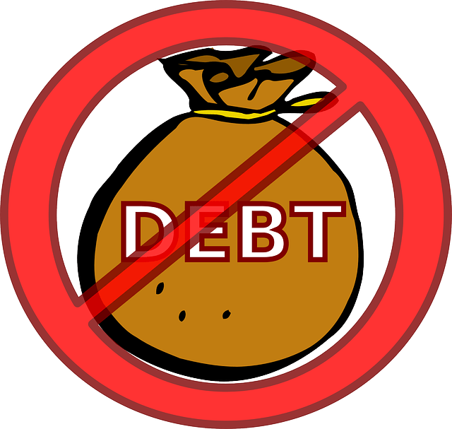 Less Debt, Please - But Not a Passive Income Idea