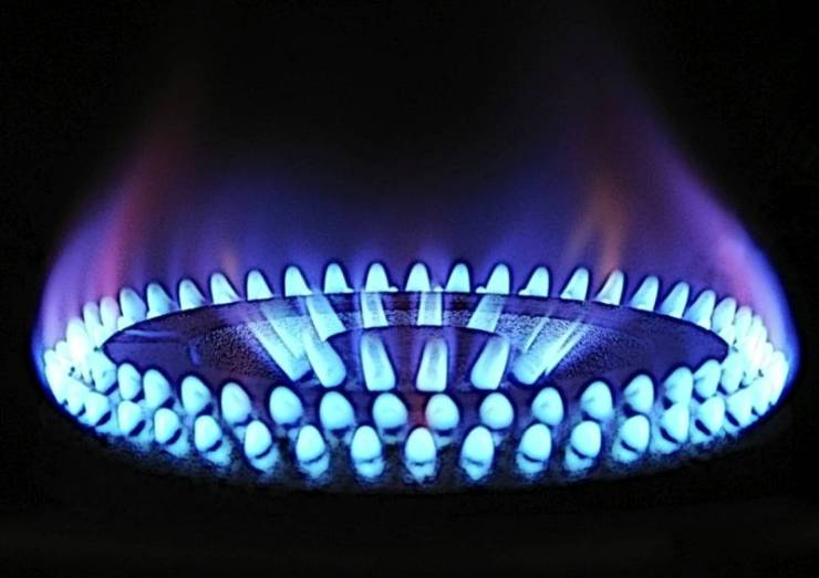 Natural Gas Oven Flame - Let's See the Price