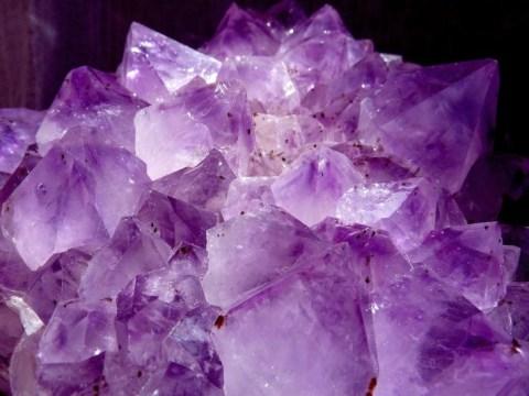 Gemstone in stock. Mining is lucrative.