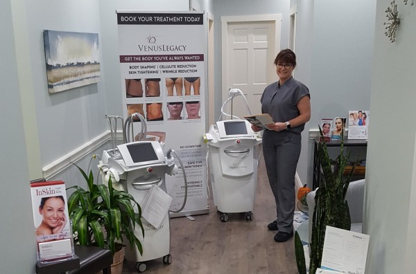 InSkin Laser & Body AgeLess Med Spa Diane B Owner Operator PA Board Certified Esthetician, Certified Skin Care Products and Laser Specialist