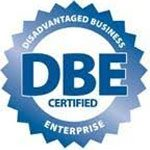 DBE Certificate Image