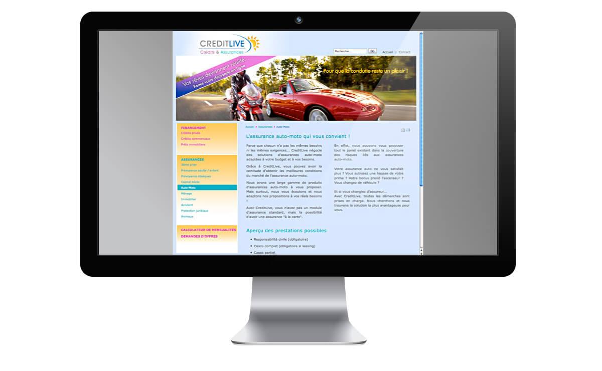 Analyse marketing et définition du contenu du site internet