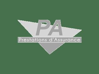 Logo PA Prestation d'assurance SA