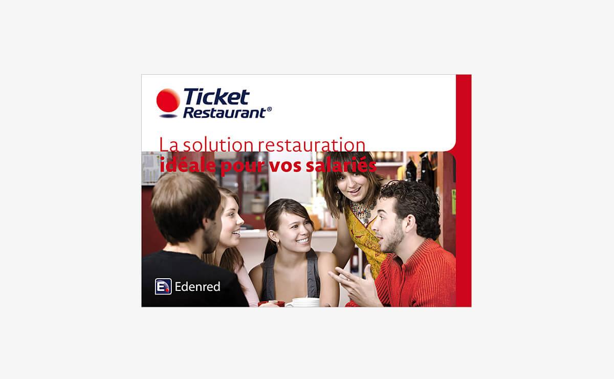 Ticket Restaurant : création d'un mailing adressé