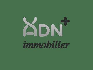 Création du logo et identité visuelle d'ADN+
