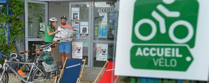 La marque Accueil Vélo - Tourisme - Vendée Expansion