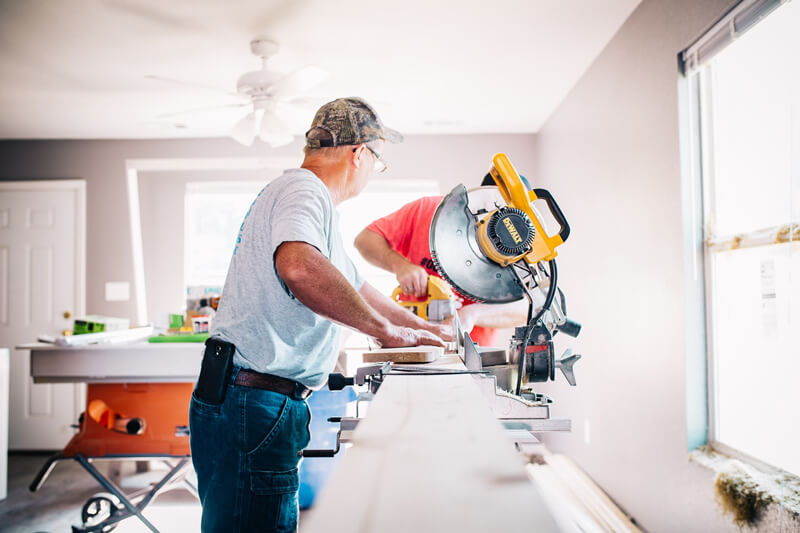 Les rafraîchissements standards qui redonnent de l'éclat à votre maison ou appartement