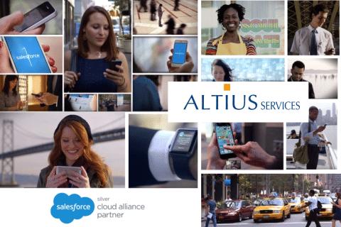 Création site internet Altius Services - Lyon