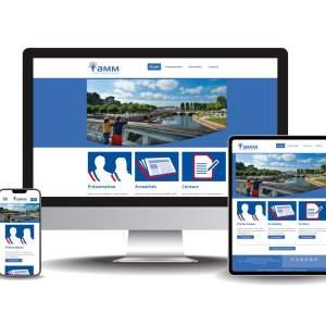 Site internet AMM