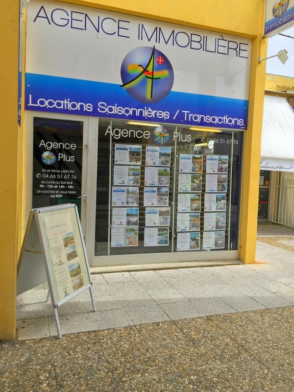 Notre agence immobilire A  Port Camargue au Grau du Roi