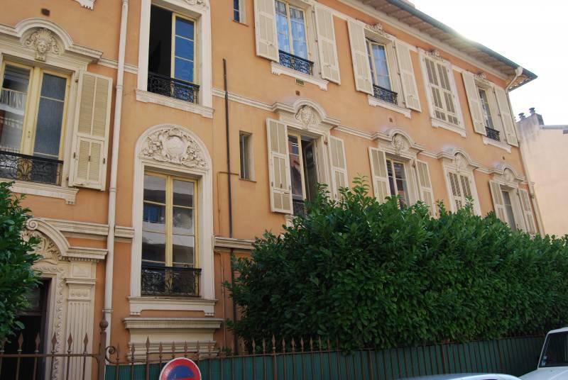 Nice rue Parmentier quartier libration appartement 4 pices bourgeois avec balcon Vente ref1079