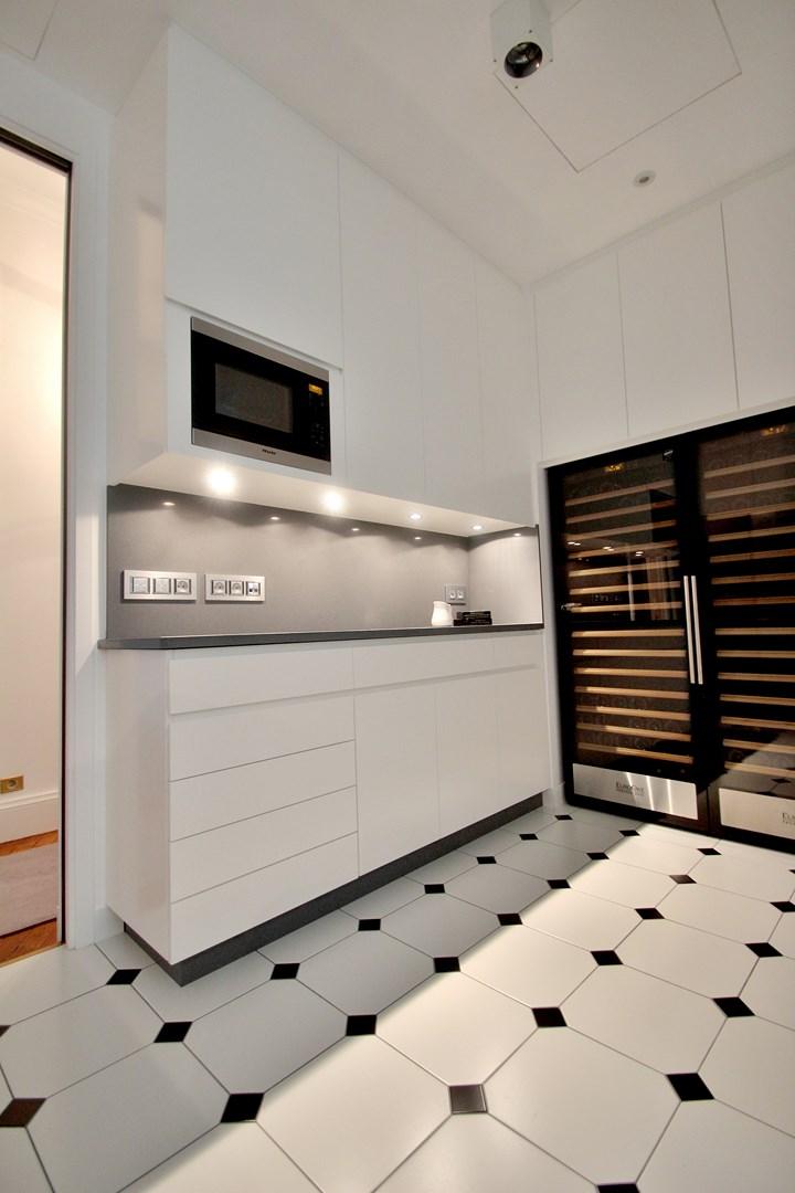 Rnovation appartement Haussmannien classique et chic paris