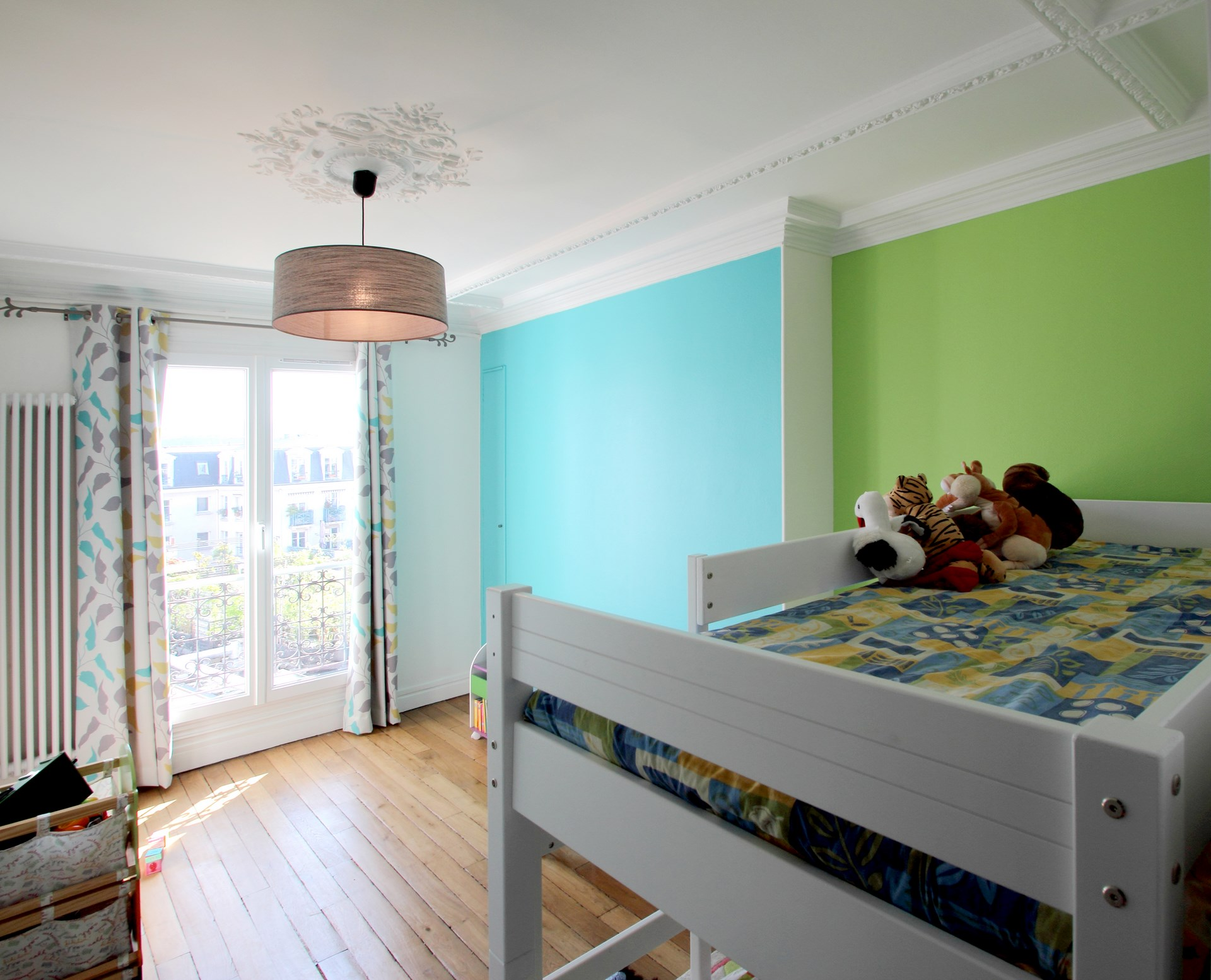 Optimisation appartement quai de jemmapes paris 10me