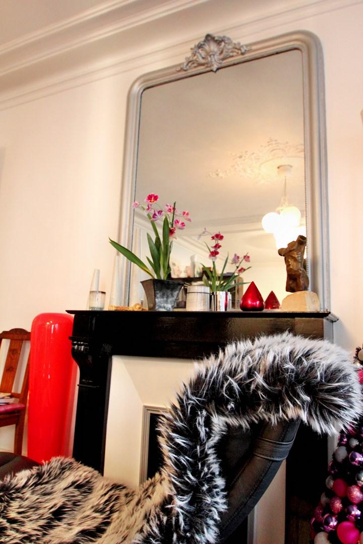 Dcoration clectique et mobiliers surmesure appartement quartier rpublique