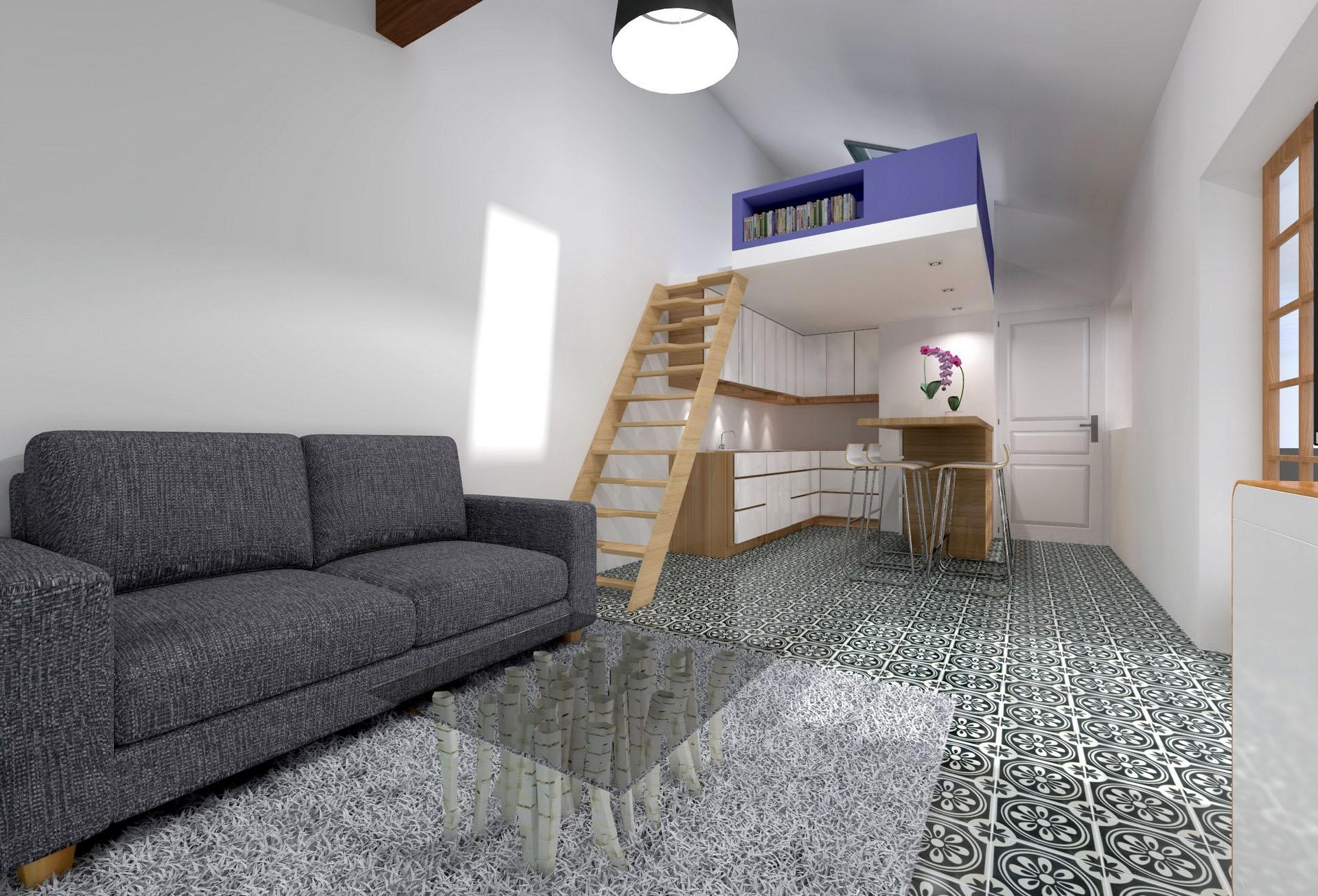 Transformer Atelier De Bricolage En Studio Indpendant