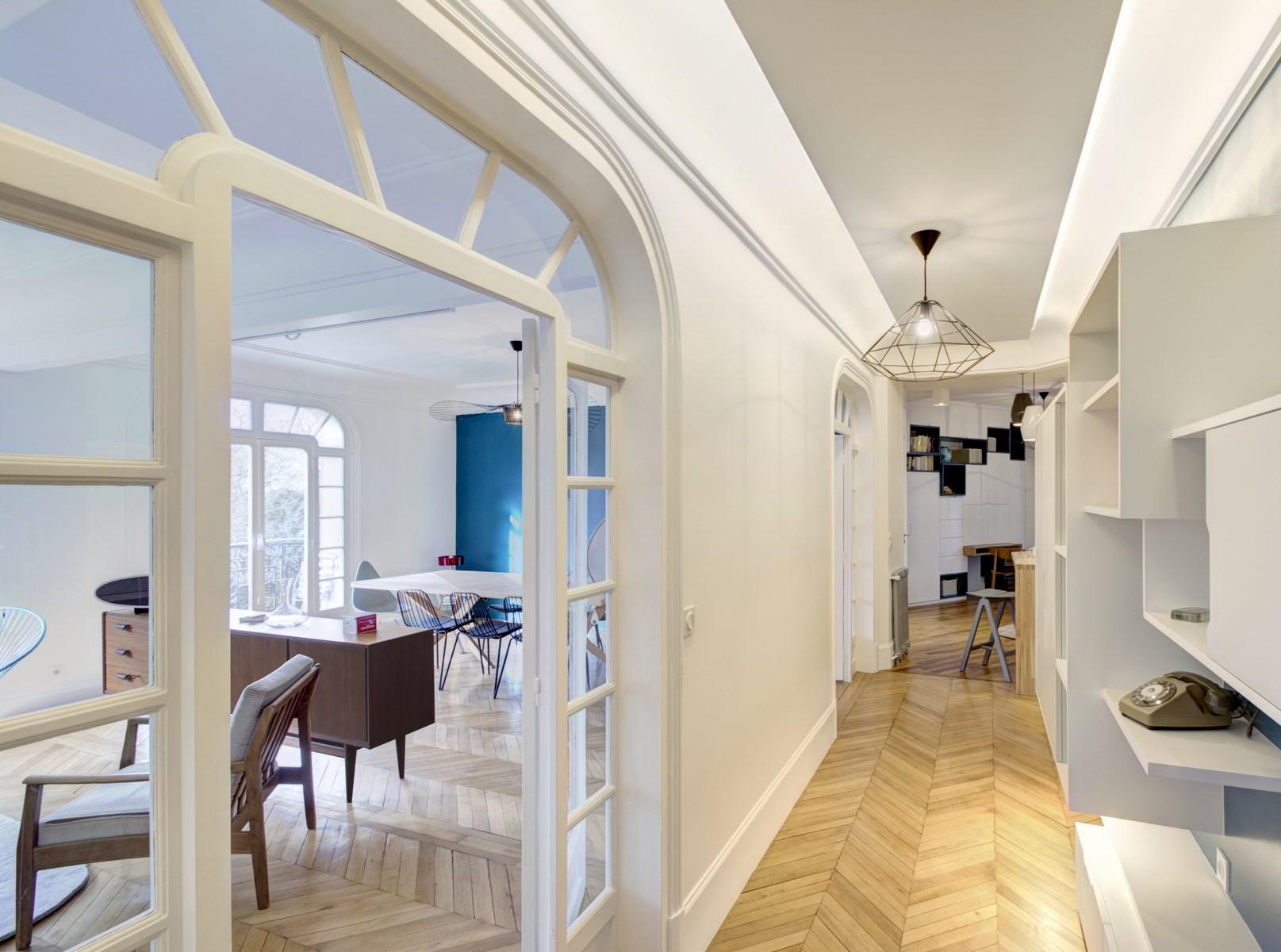 art deco style architecture modern home design