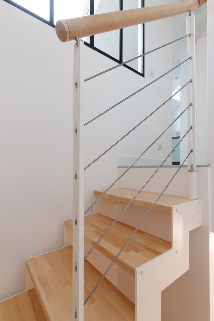 Loft Sous Comble Amnag Pour Location Structures Apparentes
