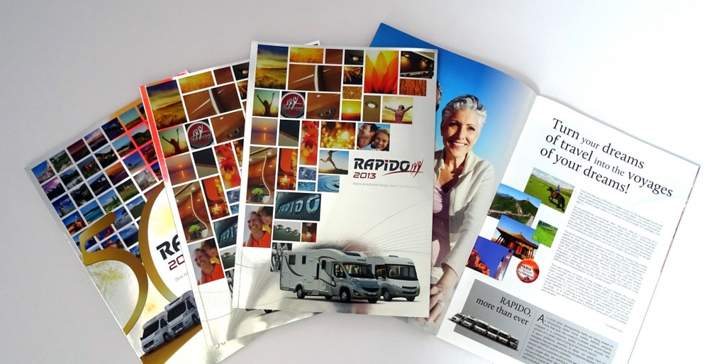 catalogues Rapido
