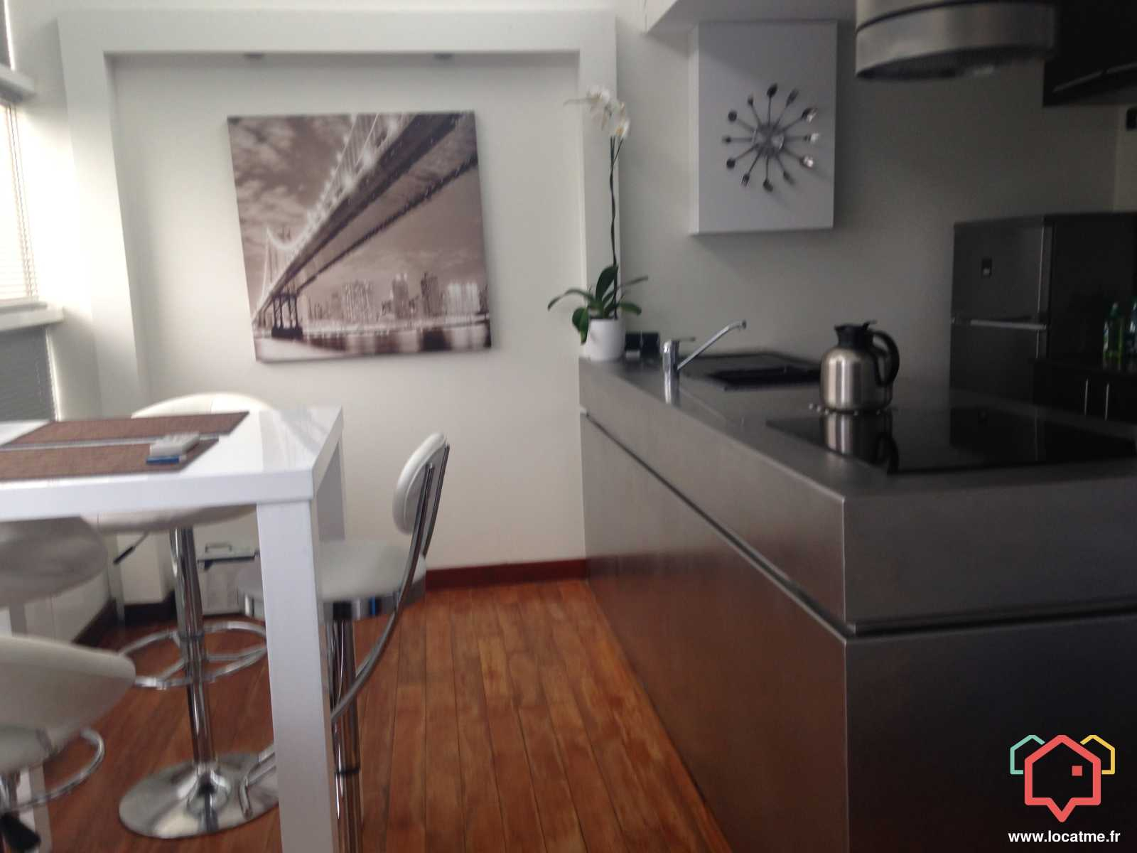 location appartement meuble 38m2 a