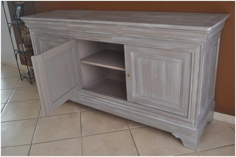peindre un meuble vernis sans